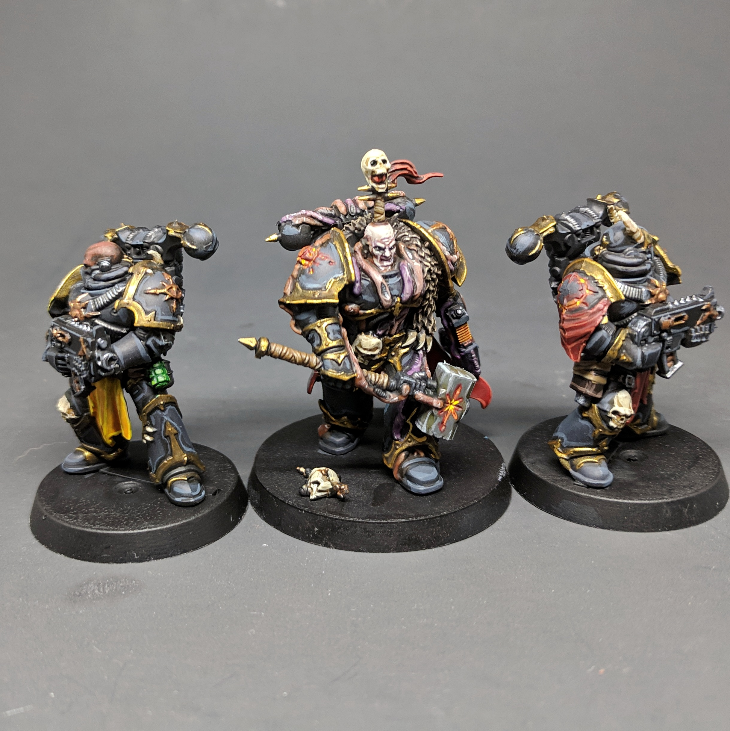 Chaos Space Marines and Vigilus Ablaze – The Goonhammer Review