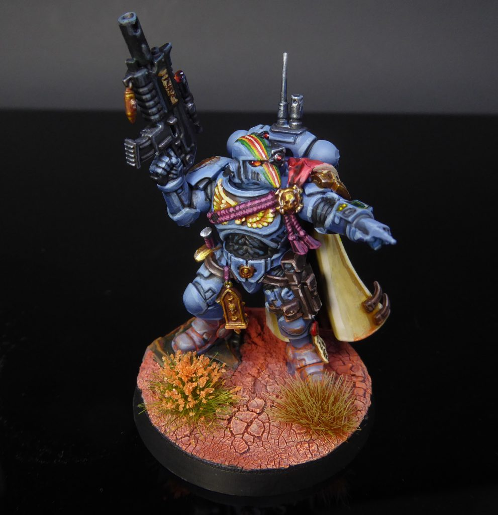 Rainbow Warriors Phobos Captain