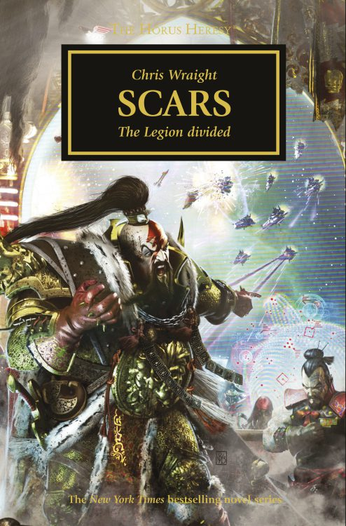 Cover of Scars