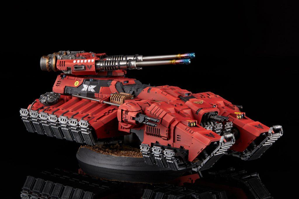 Blood Angels Astraeus Grav-Tank
