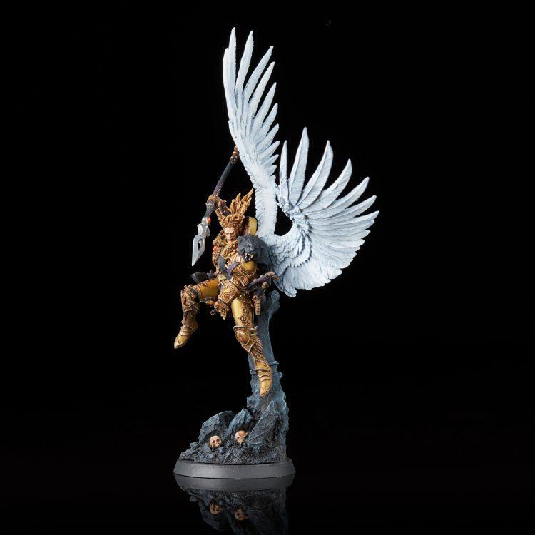 Blood Angels Primarch Sanguinius