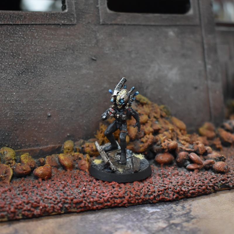 Culexus Assassin in Martian bunker