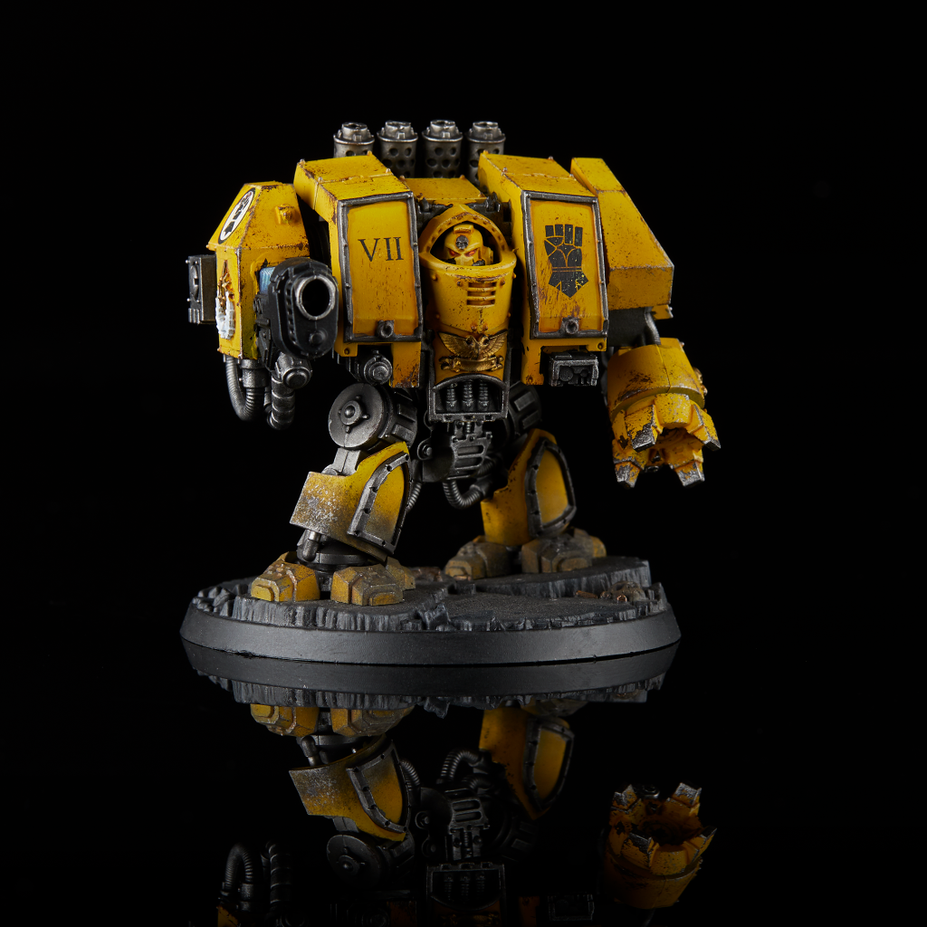 Imperial Fists Venerable Dreadnought