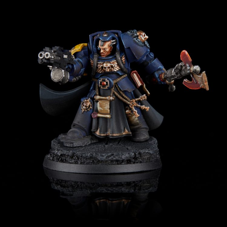 Imperial Fists Terminator Librarian