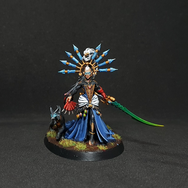 Yvraine, the Herald of Ynnead