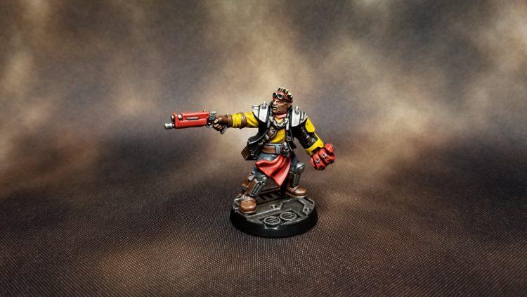 A Necromunda Orlock