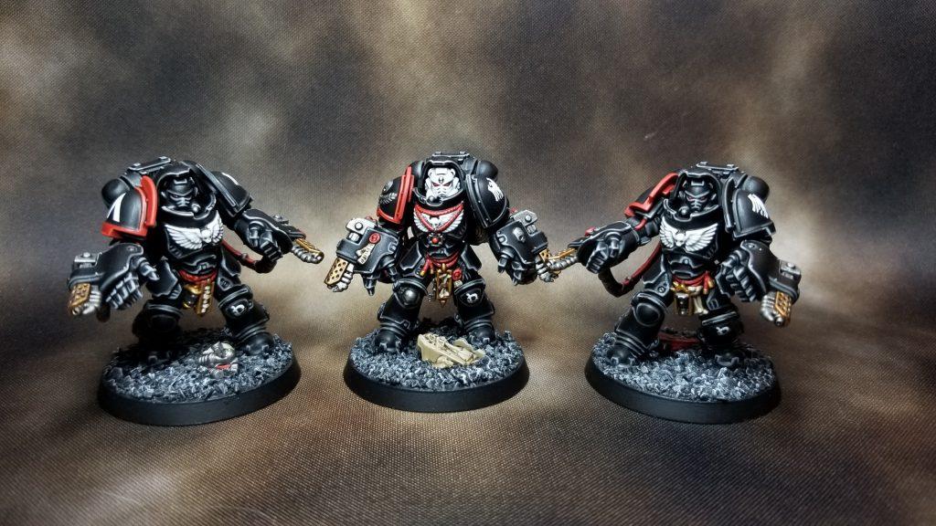 Raven Guard Aggressors