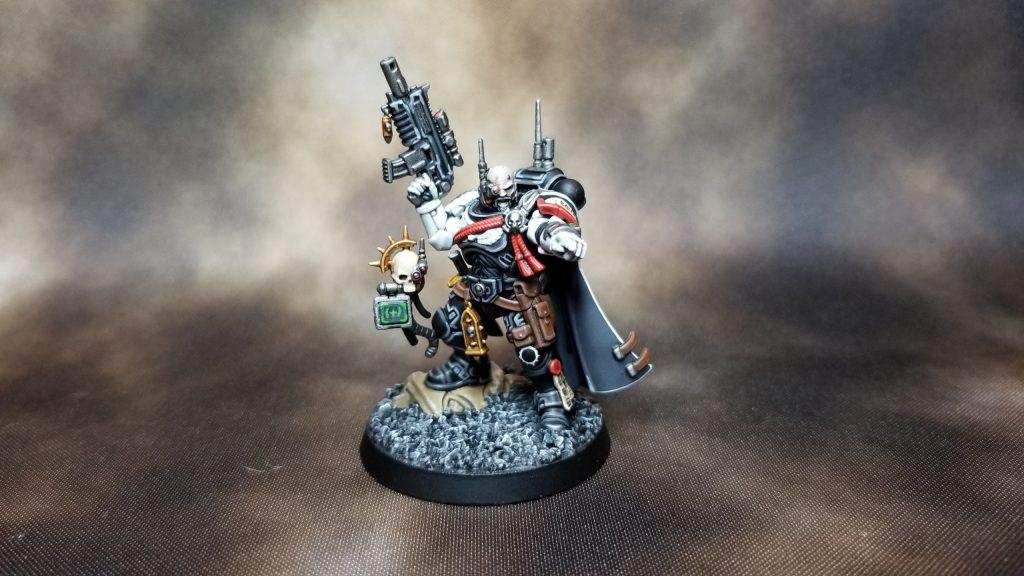 Raven Guard Phobos Captain