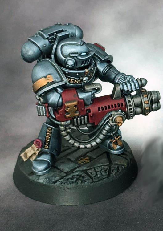 Grey Knight Gunner