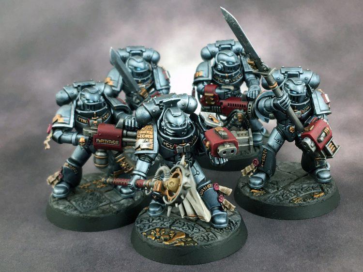 Grey Knight Kill Team