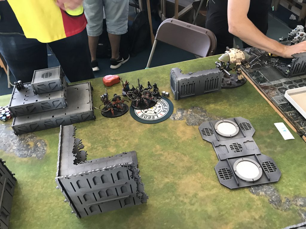 Lords Discordant ready to attack