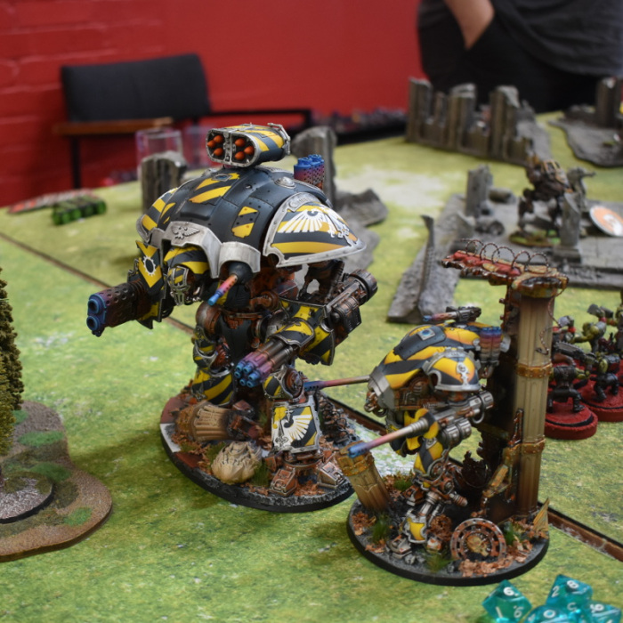 Jay Middlecote's Imperial Knights