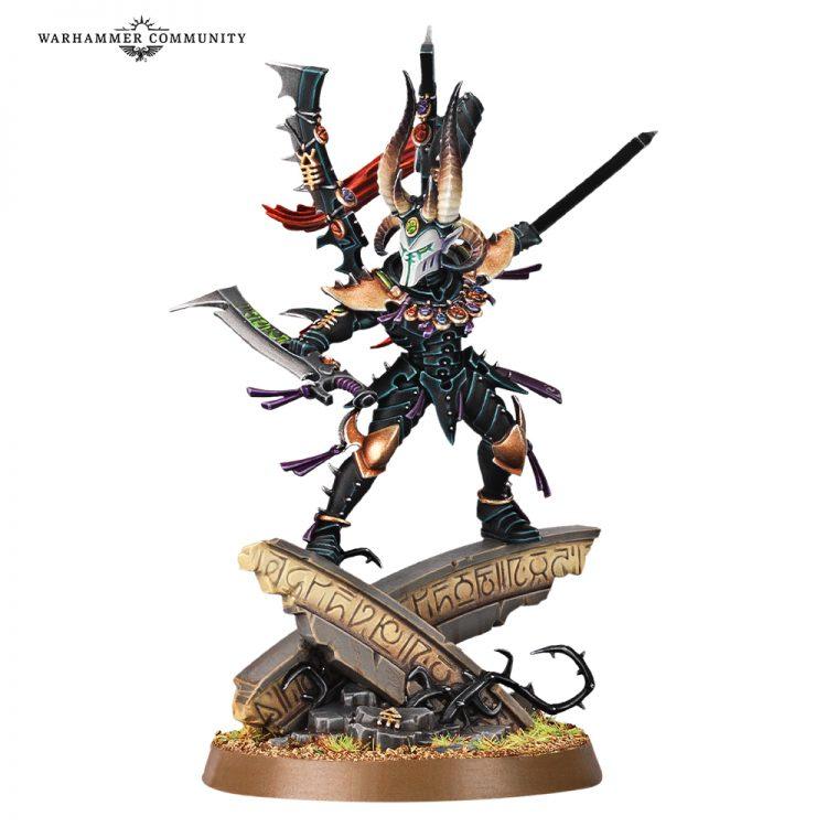 Drazhar, the Living Sword