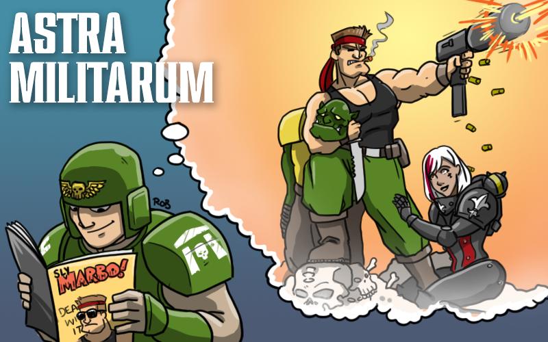 Astra Militarum//Imperial Guard *Warhammer 40K*GW Vostroyan Medic