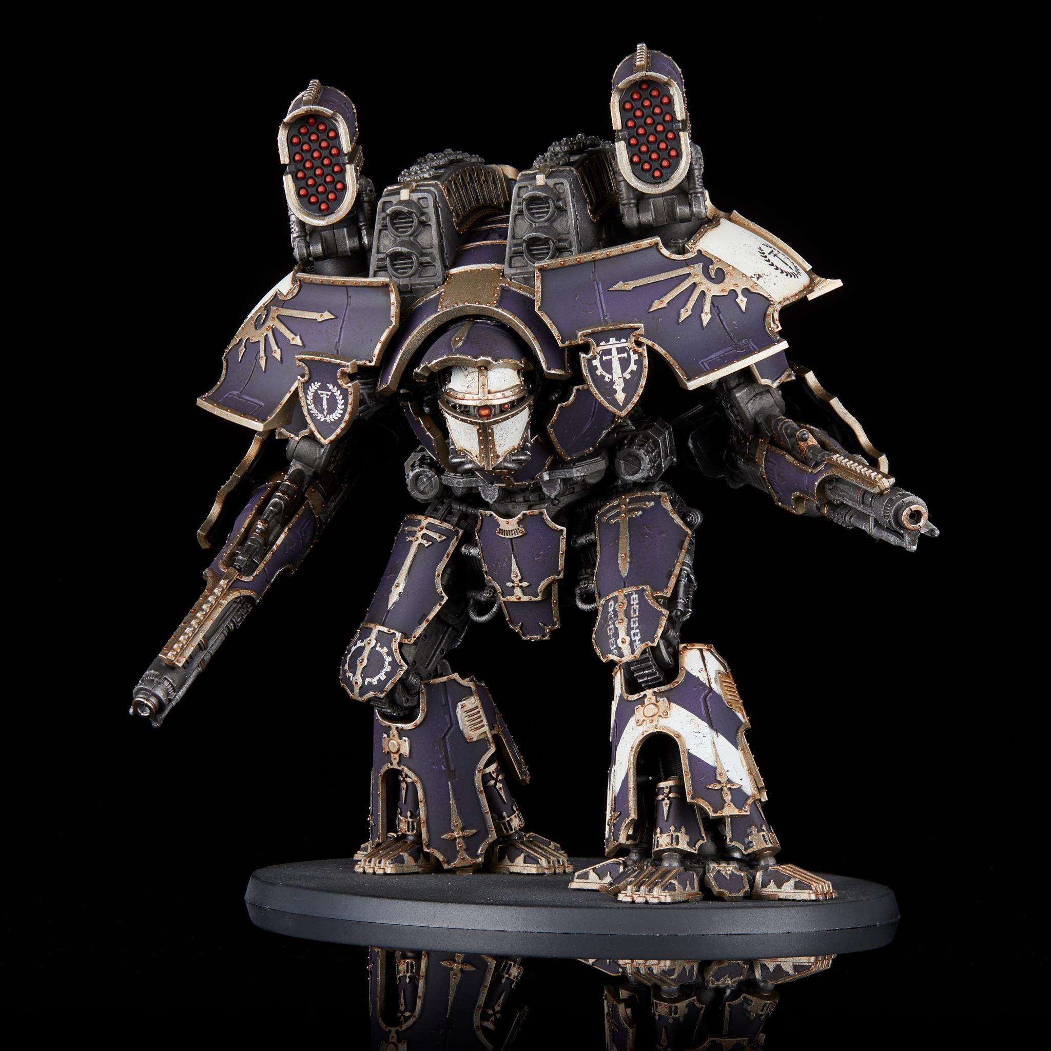 Legion Xestobiax Warlord Titan
