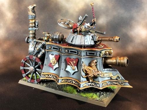 Empire Steam Tank